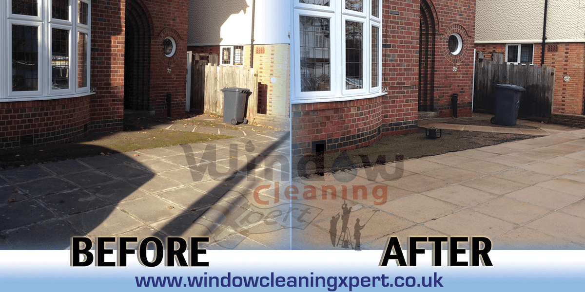 driveway cleaning leicester