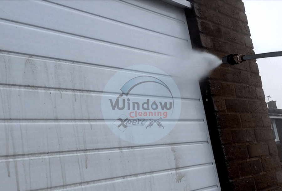 power wash cleaning