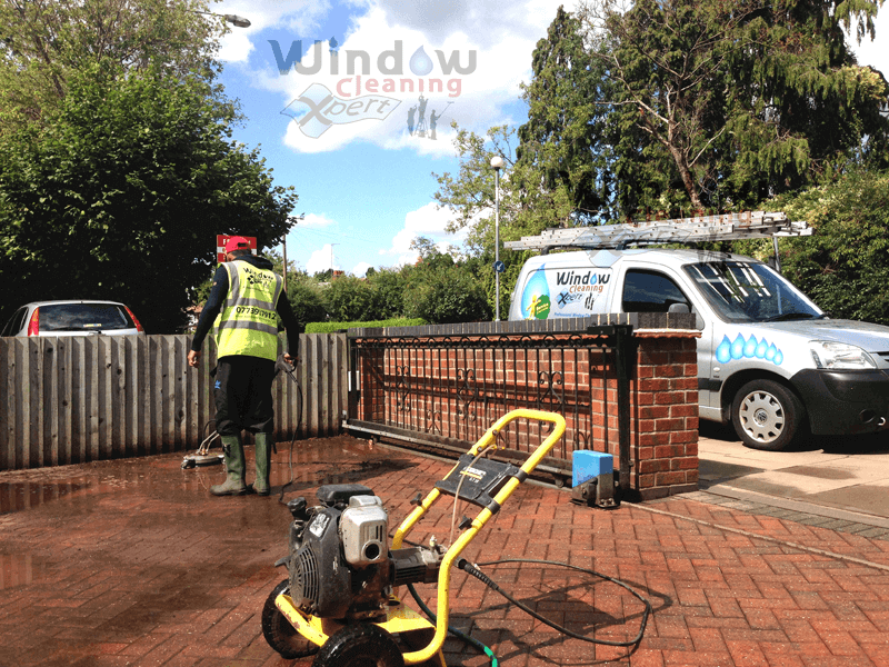 driveway cleaning | leicester driveway cleaning