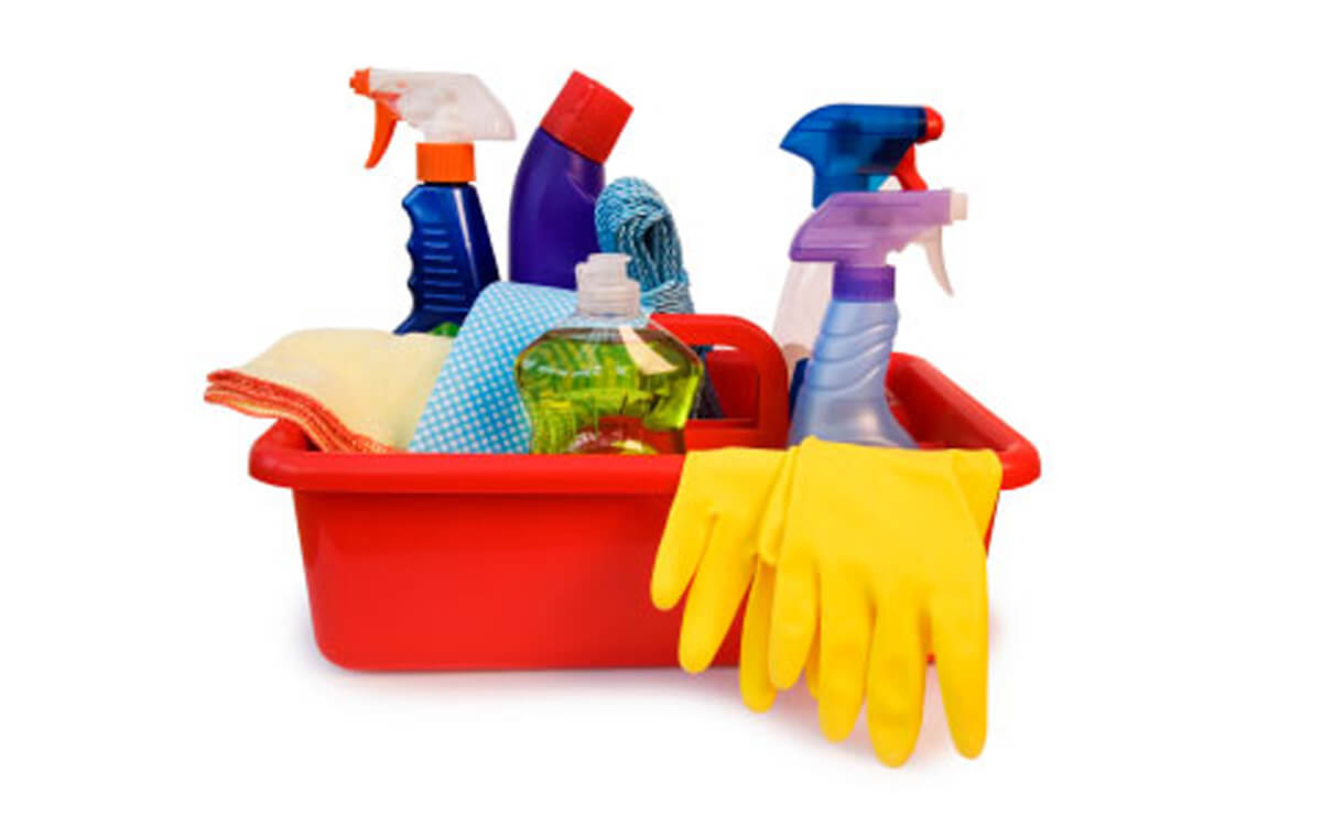 home cleaning leicester