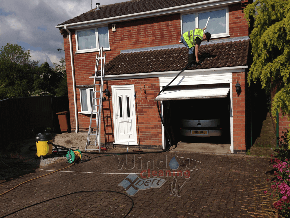 roof roof cleaning leicester